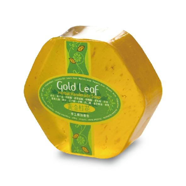 手工精油皂-黃金桂花