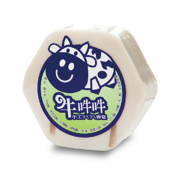 手工精油皂-牛奶
