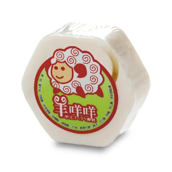 手工精油皂-羊奶