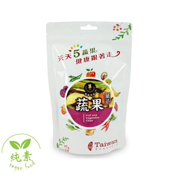 蔬果脆片-綜合